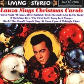 Mario Lanza (Actor/Singer): Lanza Sings Christmas Carols
