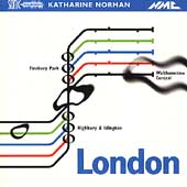 K. Norman: London / Katherine Norman, Jonathan Cooper