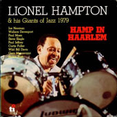 Lionel Hampton: Hamp in Haarlem [Limited Edition] *