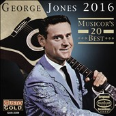 George Jones: 2016: Musicor's 20 Best