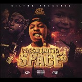 Nef the Pharaoh: Fresh Outta Space 3 [PA] [Digipak]