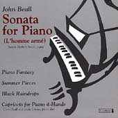 Beall: Sonata for Piano, Piano Fantasy, etc / Smith, et al