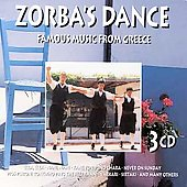 Trio Helenique/Bouzouki Ensemble: Zorbas's Dance: Famous Music from Greece *