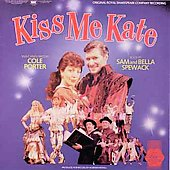 Original Soundtrack: Kiss Me Kate [Original Royal Shakespeare Company Recording]