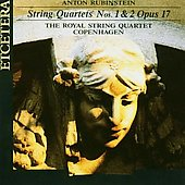Rubinstein: String Quartets / Royal String Quartet