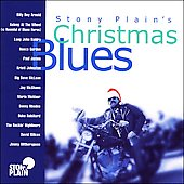 Various Artists: Stony Plain's Christmas Blues