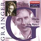 Grainger Edition Vol 16 - Solo Piano 1 / Thwaites