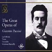 The Great Operas of Giacomo Puccini