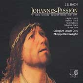 Bach: St John Passion / Herreweghe, Scholl, Rubens, et al