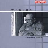 Webern / Schoenberg Quartet