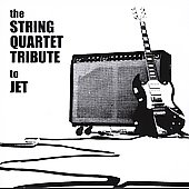 Vitamin String Quartet: The String Quartet Tribute to Jet