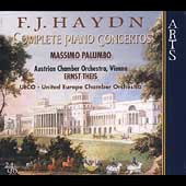 Haydn: Complete Piano Concertos / Palumbo, Theis, et al
