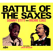 Sonny Stitt: Battle of the Saxes