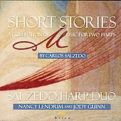 Short Stories - Music for Harp Duo by Carlos Salzedo