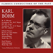 Famous Conductors of the Past - Karl Böhm