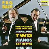 P.D.Q. Bach - Two Pianos Are Better Than One / Schickele