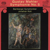Mahler: Symphony no 5 / Nott, Bamberg SO