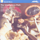 Barry: The Intelligence Park / Houlihan, Jackson, et al