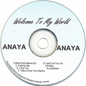 Anaya: Welcome to My World