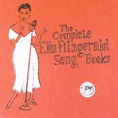 Ella Fitzgerald: The Complete Ella Fitzgerald Song Books [Box]