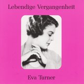 Lebendige Vergangenheit - Eva Turner