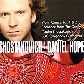 Shostakovich: Violin Concertos no 1 and 2, etc / Hope, et al