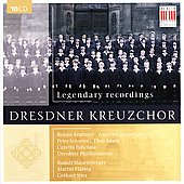 Dresden Kreuzchoir - Legendary Recordings