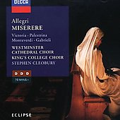 Allegri: Miserere