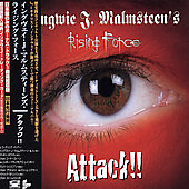 Yngwie J. Malmsteen's Rising Force: Attack!!