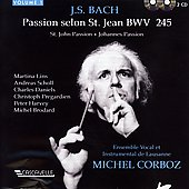Michel Corboz Edition Vol 1 - Bach: St. John Passion