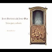 J.B. Pla, J. Pla: Trios per a obo&#232;s / Rodolfi, Helm, et al