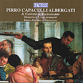 Albergati: Il convito di Baldassare / Cascio, Fortuna