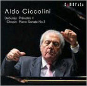 Aldo Ciccolini plays Debussy and Chopin