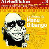Manu Dibango: Africavision, Vol. 3: The Cinema of Manu Dibango