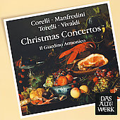 Corelli, Manfredini, Torelli, Vivaldi: Christmas Concertos