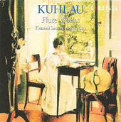 Kuhlau: Works for Flute / Kazumi Sato, Adrian Cox