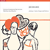 Gade: Jalousie, Suite d'amour, Tangos & Waltzes / Aeschbacher, Odense SO