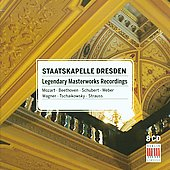 Legendary Masterworks Recordings - Mozart, Beethoven, Schubert, Wagner, etc / Suitner, Schreier, et al