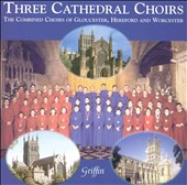 Three Cathedral Choirs