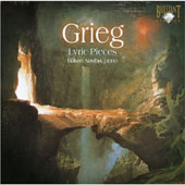 Grieg: Lyric Pieces / Hakon Ausibo, piano