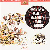 Original Soundtrack: It's a Mad, Mad, Mad, Mad World