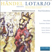 Handel: Lotario (Highlights)