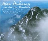 Alan Hovhaness: Janabar; Tal&#236;n; Shambala [DualDisc]