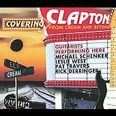 Various Artists: Covering Clapton: From Cream and Beyond [Digipak]