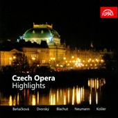Czech Opera Highlight