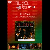 Il Divo: Christmas Collection/Yule Log [Video]