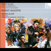 Philip Glass: Violin Concerto No. 2