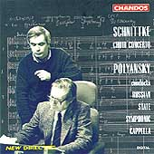 Schnittke: Choir Concerto / Polyansky, Russian State Choir