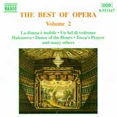 The Best of Opera Vol 2