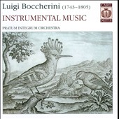 Boccherini: Instrumental Music / Pratum Integrum Orchestra